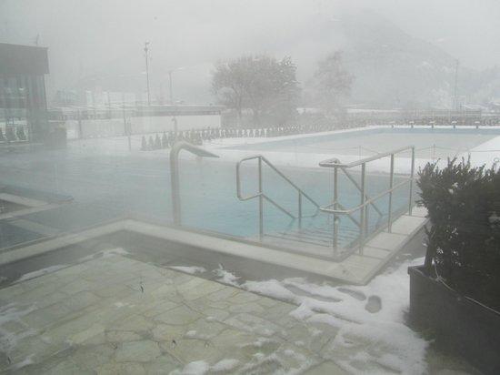 Balneum Sauna and Beauty : piscina esterne