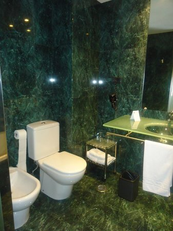 Hotel H2 Jerez: Inodoro