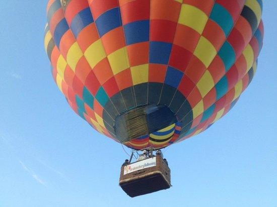 Drakensberg Ballooning