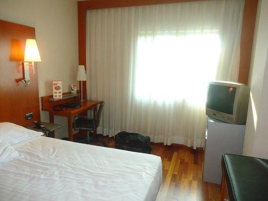 Hotel H2 Jerez: Habitación