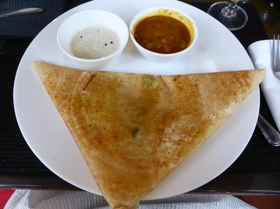 Old Harbour Hotel: South Indian Breakfast