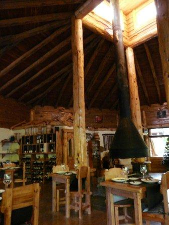 Restaurant La Fleur de Sel: Interior do restaurante
