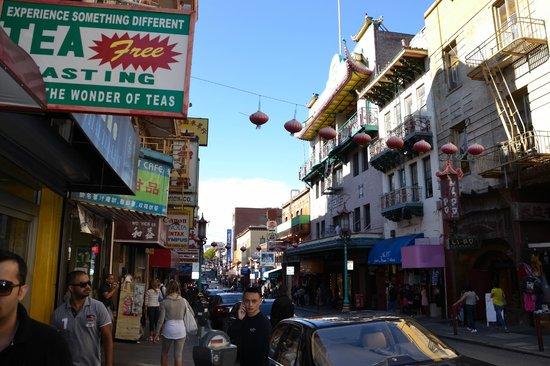 Chinatown: Tipica Casa
