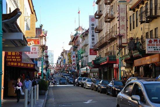 Chinatown: Street
