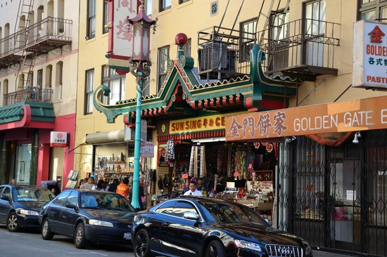 Chinatown: Tipica