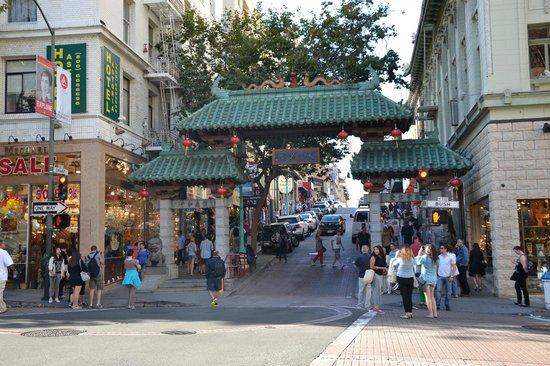Chinatown: Entrata