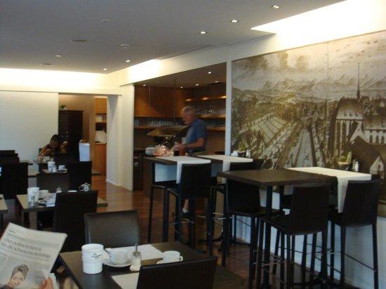 Hotel St. Josef: Завтрак