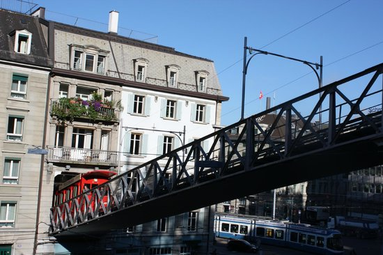 Hotel St. Josef: Недалеко от отеля Polibahn