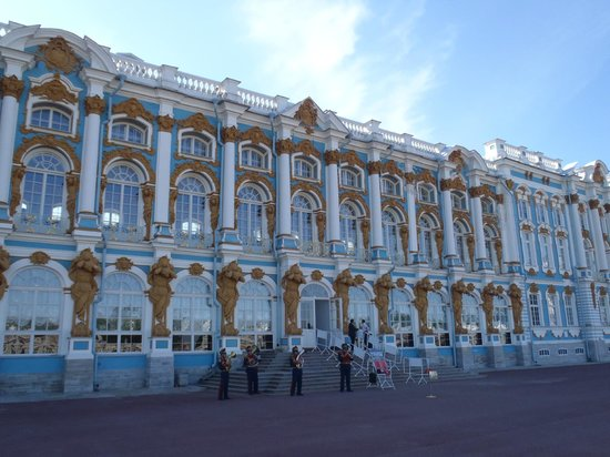 Catherine Palace and Park: The Palace