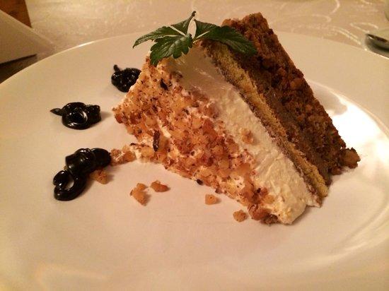 Reyna: Krantz cake :)