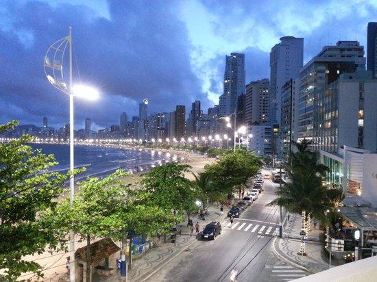 Marambaia Casino Hotel & Conventions: Vista do quarto