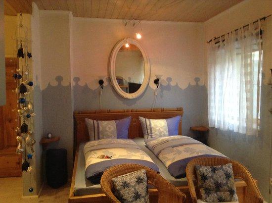 Gaestehaus Liebler: bed area