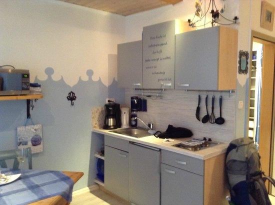 Gaestehaus Liebler : kitchenette