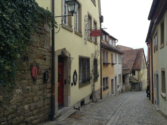 Gästehaus Liebler: outside of guest house