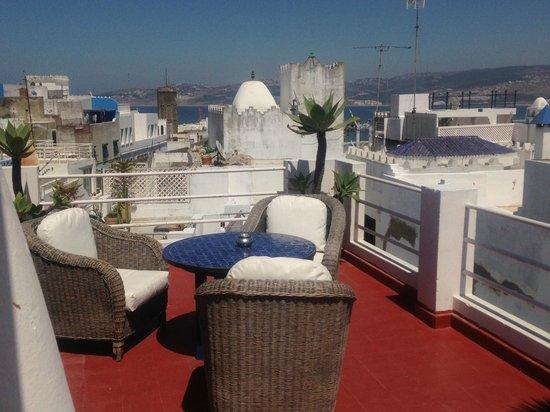 Dar Nour: une autre terrasse