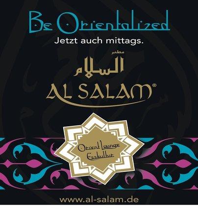 Al Salam: Visitenkarte