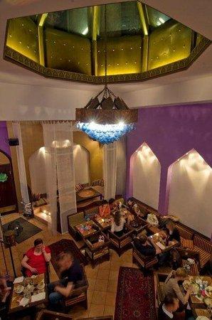 Al Salam: Lounge