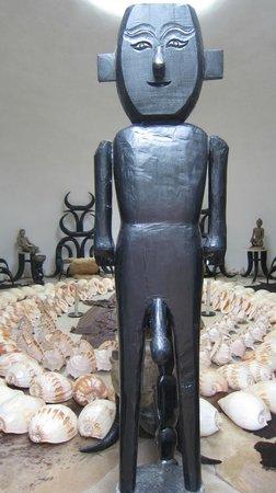 Maison noire - Baan Si Dum - Museo Baandum : an artifact
