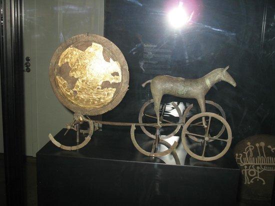 Musée national : Il Carretto