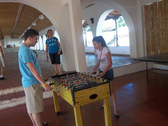 Hotel Granada: Area de juegos