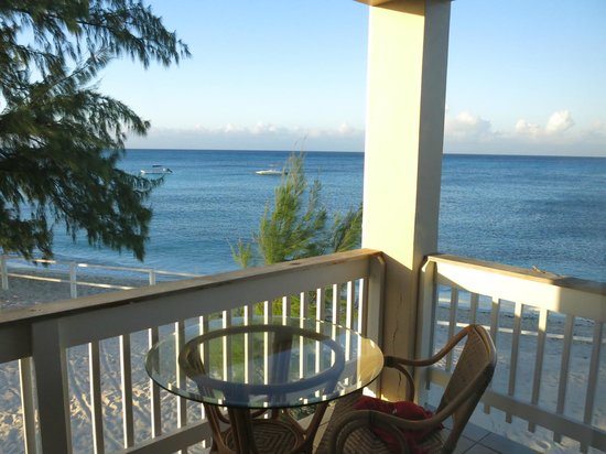 Bohio Dive Resort : View from Room 5