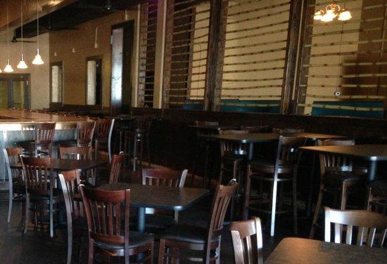 Diego's Bar & Grill: Diego' Interior