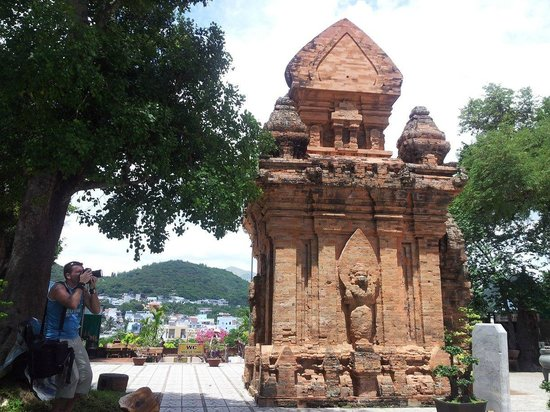 Po Nagar Cham Towers: Ponagar towers 1
