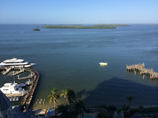 Sanibel Harbour Marriott Resort & Spa: Beautiful view...