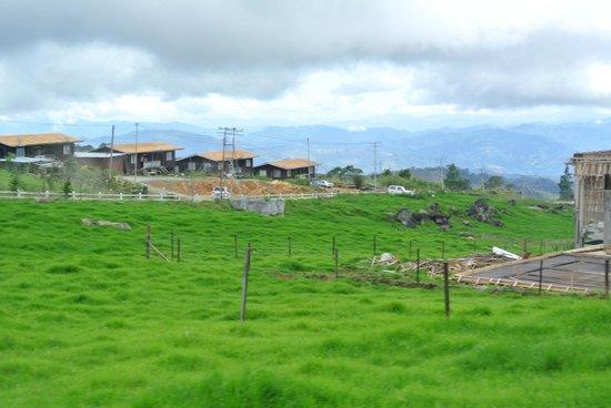 Desa Dairy Farm: Beautiful Scenery