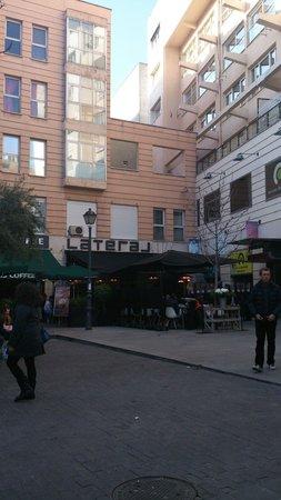 """Restaurante """"El Lateral"""" en Calle Fuencarral - Madrid-"""