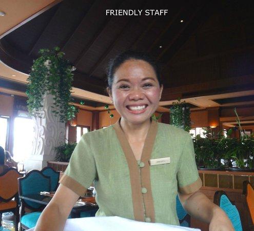 Novotel Phuket Resort: FRIENDLY STAFF