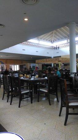 Melia Cayo Santa Maria: restaurant
