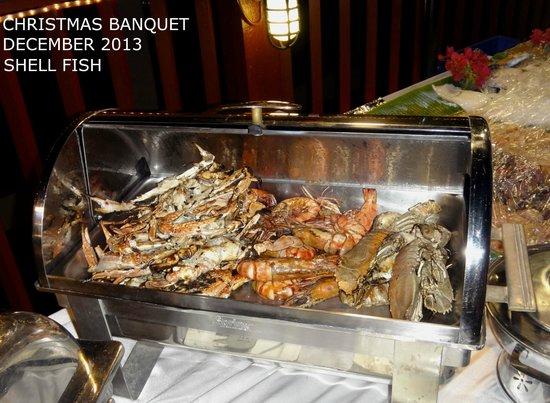 Novotel Phuket Resort: SEAFOOD BARBEQUE XMAS 2013