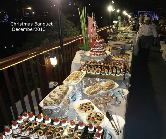 Novotel Phuket Resort: CHRISTMAS BUFFET