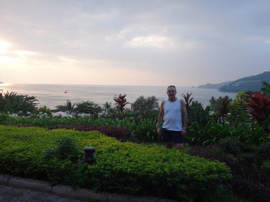 Novotel Phuket Resort: HOTEL VIEW