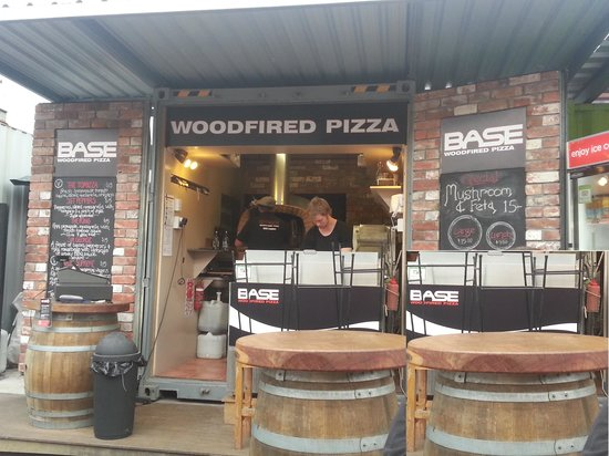 BASE Woodfired Pizza: WoodFired Pizza