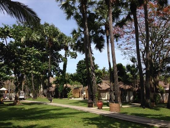 Belmond Jimbaran Puri : un dia soleado