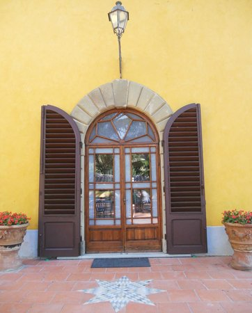 Villa Poggio Bartoli : HOTEL