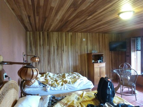 Arenal Lodge: Our room
