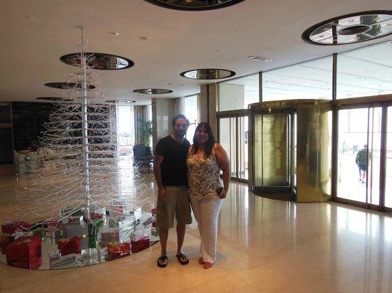 Hotel Costa Galana: lobby