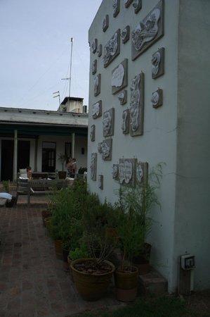 Hotel Garzon Courtyard