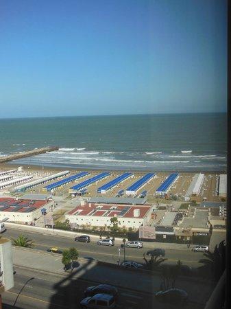 Hotel Costa Galana: vista de nuestra habitación