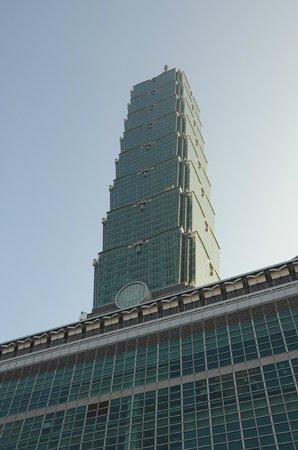 Taipei 101 (Taipei Financial Center): 台北101を一周してみました。