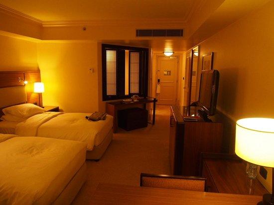 Grand Hyatt Istanbul: 宿泊した部屋