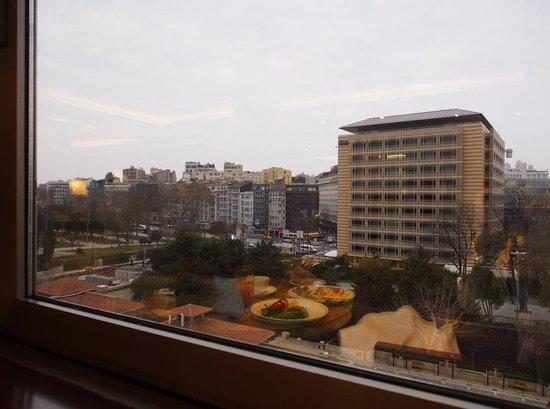 Grand Hyatt Istanbul : クラブラウンジ
