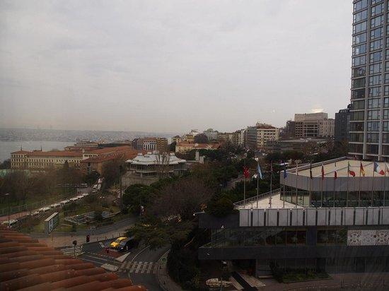 Grand Hyatt Istanbul: 部屋からの眺め