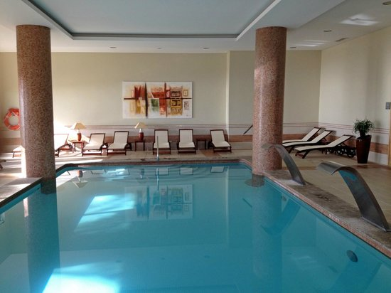 Vila Galé Santa Cruz: Indoor Heated Pool & Spa
