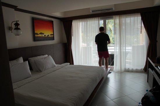 The Nine Hotel @ Ao Nang: Zimmer