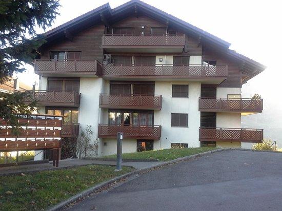Hotel & Naturhaus Bellevue: The guesthouse