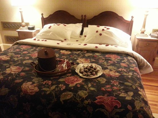 Berry Manor Inn: Sweetheat Package